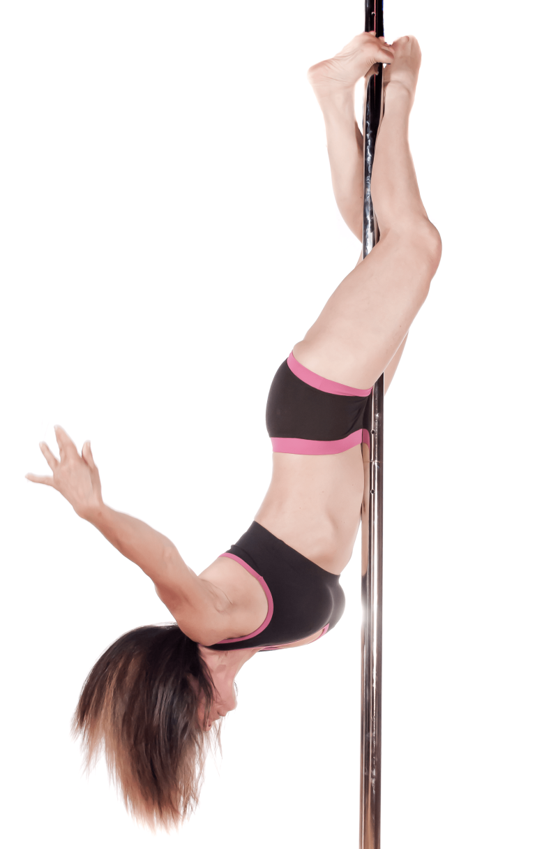 Intermediate Pole Triple T's – Twirly Girls Pole Fitness